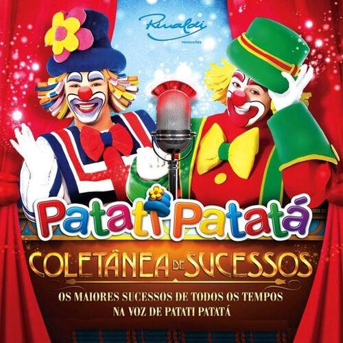 Baixar CD Coletânea de Sucessos – Patati Patatá (2012) Grátis