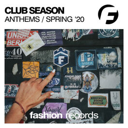 Album cover of Club Season Anthems Spring '20