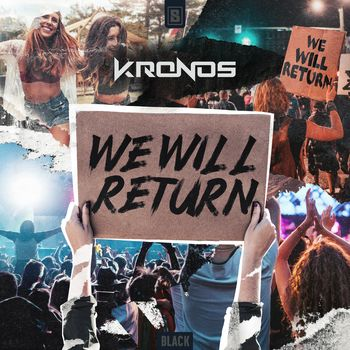 We Will Return cover