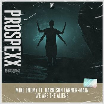 We Are The Aliens cover