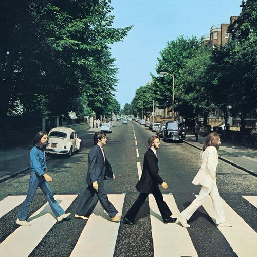 The Beatles - Abbey Road (1969) (2012 180g Vinyl 24bit-96kHz) [FLAC]