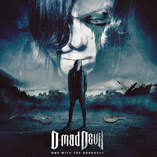 D-Mad Devil - One With the Darkness [EP] (2021)