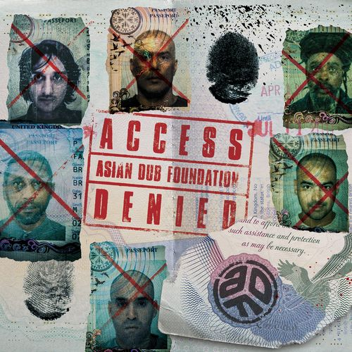 Asian Dub Foundation - Access Denied [XRPCD2003]