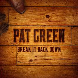 Album cover of Break It Back Down