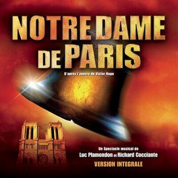 Fatalité (extrait du spectacle «Notre Dame de Paris 2017») cover