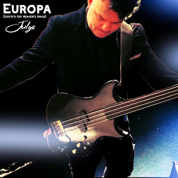 Europa (Earth's Cry Heaven's Smile) cover