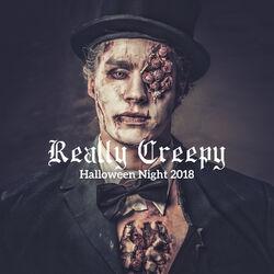 really creepy