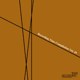 Album cover of Recording Time Compilation Vol. 49