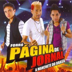 Forró Página de Jornal – A Manchete do Brasil 2016 CD Completo