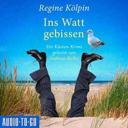 Ins Watt gebissen - Ino Tjarks & Co. ermitteln - Ein Küsten-Krimi, Band 1 (ungekürzt) Audiobook