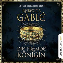 Die fremde Königin - Otto der Große 2 Audiobook