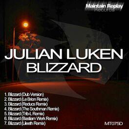 Album cover of Blizzard