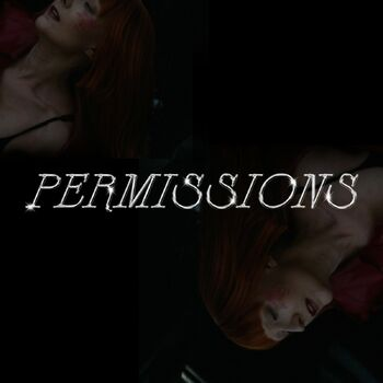 Permissions cover