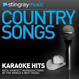 Album cover of Stingray Music Karaoke - Country Vol. 15