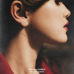 Capa Selena Gomez – Rare (Deluxe) 2020