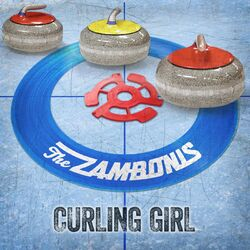 Curling Girl