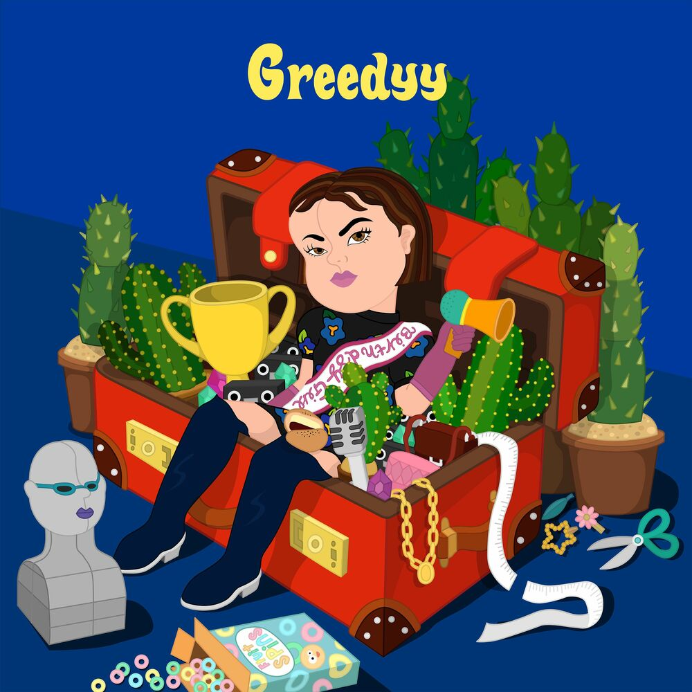 Greedyy (Feat. Moon Byul of MAMAMOO)