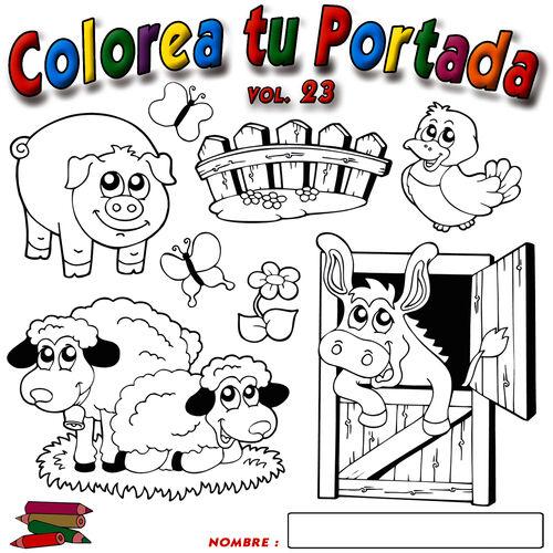 Banda Infantil Colorea Tu Portada Vol23 потоковая