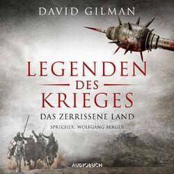 Das zerrissene Land - Legenden des Krieges 5 (Gekürzt) Audiobook