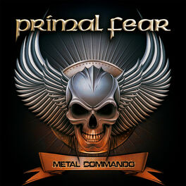 Album cover of Metal Commando