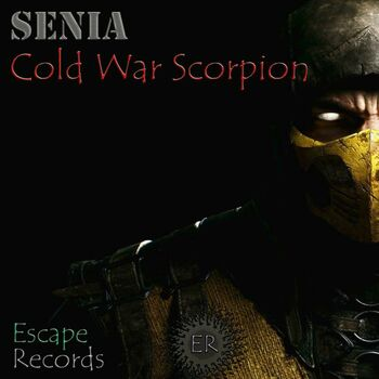 Cold War Scorpion cover
