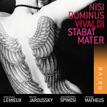 Nisi Dominus, RV 608: VI. Beatus cover