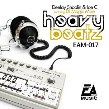 Heavy Beatz (feat. D.J. Magic Mike) cover