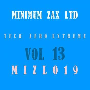 Tech Zero Extreme - Vol 13 cover