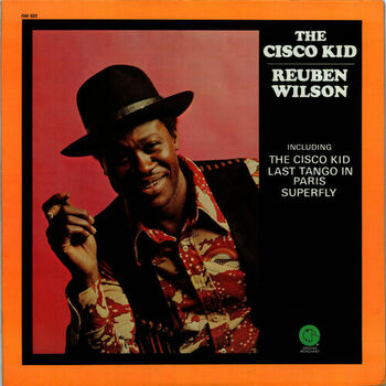 The Cisco Kid cover