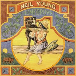 Neil Young – Homegrown 2020 CD Completo