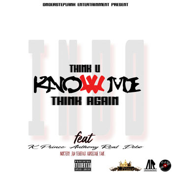 Think U Know Me Think Again cover