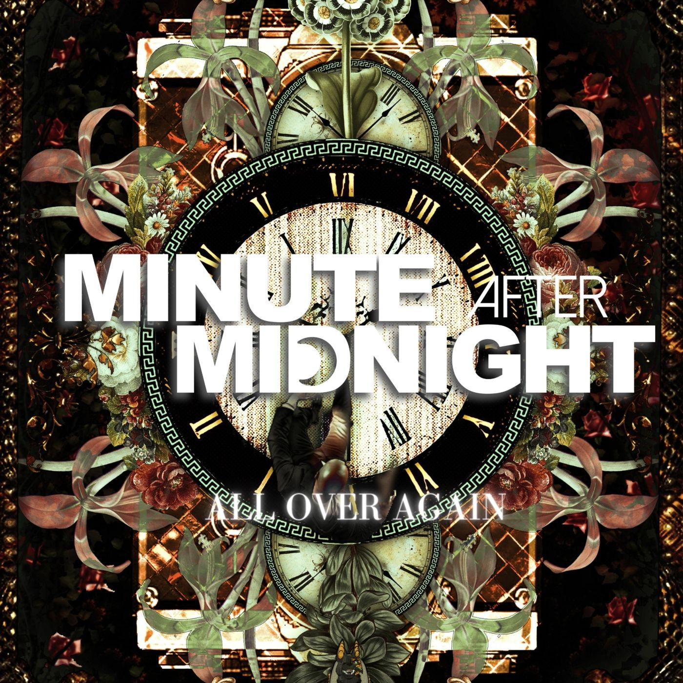 Minute After Midnight - ALL OVER AGAIN [single] (2021)