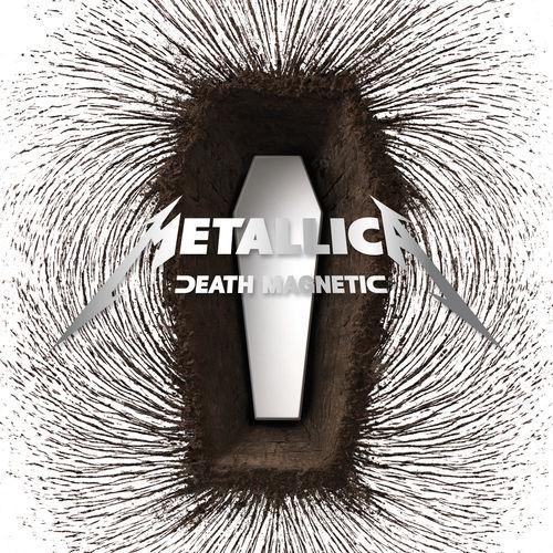 Pochette de l'album Death Magnetic