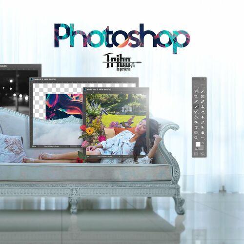 Capa Tribo da Periferia – Photoshop 2020