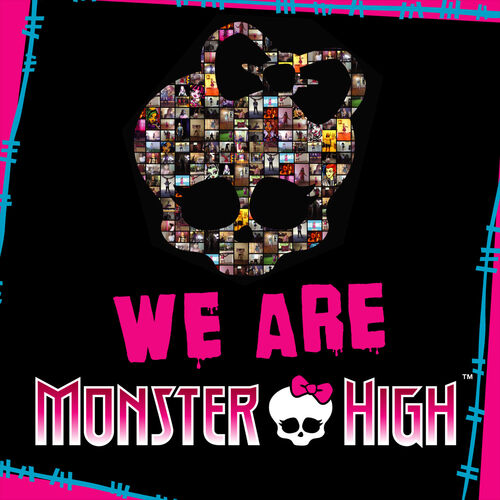 Baixar Single We Are Monster High (Single) – Monster High (2013) Grátis