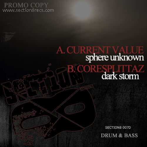 Download Current Value & Coresplittaz - Sphere Unknown / Dark Storm mp3