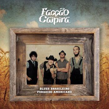 Blues Brasileiro Foragido Americano cover