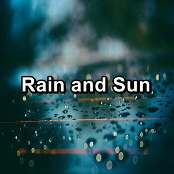 Gutter Rain For Relaxing Times To Sleep with for 8 Hours cover