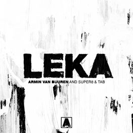 Album cover of Leka
