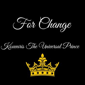 For Change cover