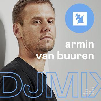 Armin van Buuren DJ Mix cover