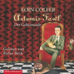 Artemis Fowl - Der Geheimcode Audiobook