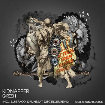 Kidnapper cover