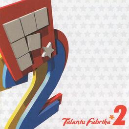 Album cover of Talantu Fabrika 2