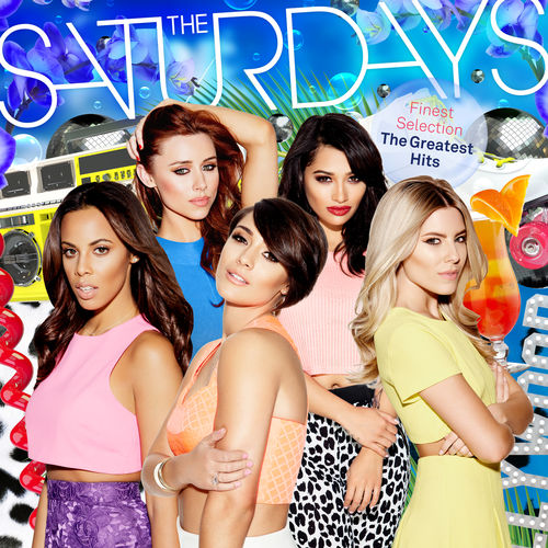 Baixar CD Finest Selection: The Greatest Hits – The Saturdays (2014) Grátis