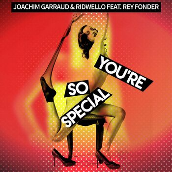 You're so Special cover