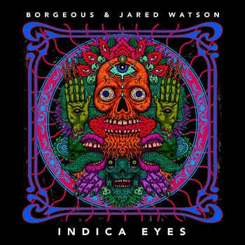 Indica Eyes cover