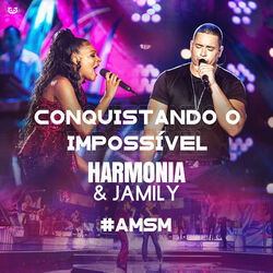 Harmonia Do Samba, Jamily – Conquistando o Impossível (Ao Vivo) 2020 CD Completo