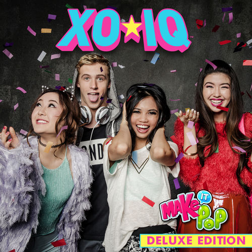 CD Make It Pop! (Deluxe Edition) – XO-IQ (2015)
