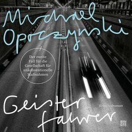Album cover of Geisterfahrer (Der zweite Fall für die Gesellschaft für unkonventionelle Maßnahmen: Kriminalroman)